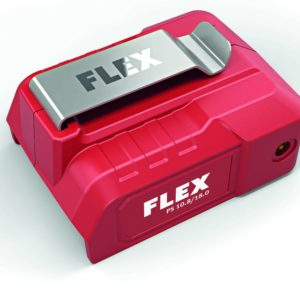 Akkusovitin FLEX USB PS 10,8/18,0