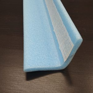 Karmisuoja foam-L 75 x 75 x 10 mm