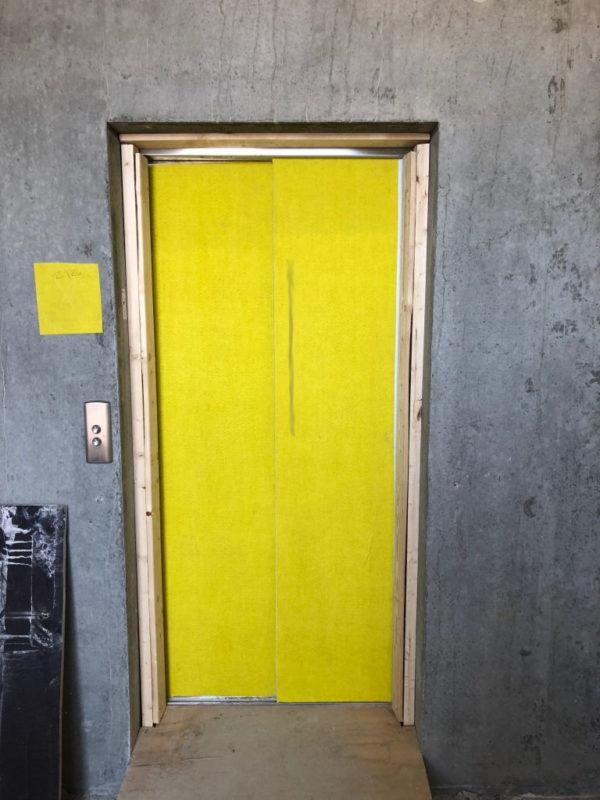 Active All hissin ovien suojana