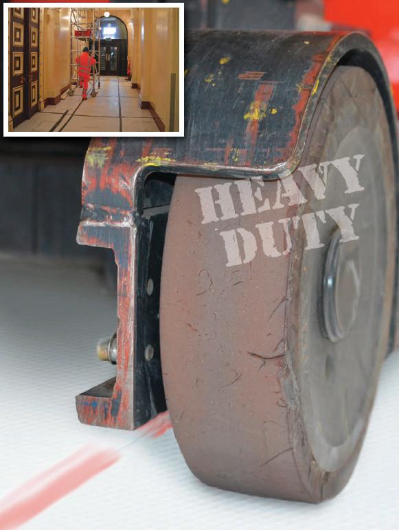 HeavyShield - Vaativimpiin kohteisiin
